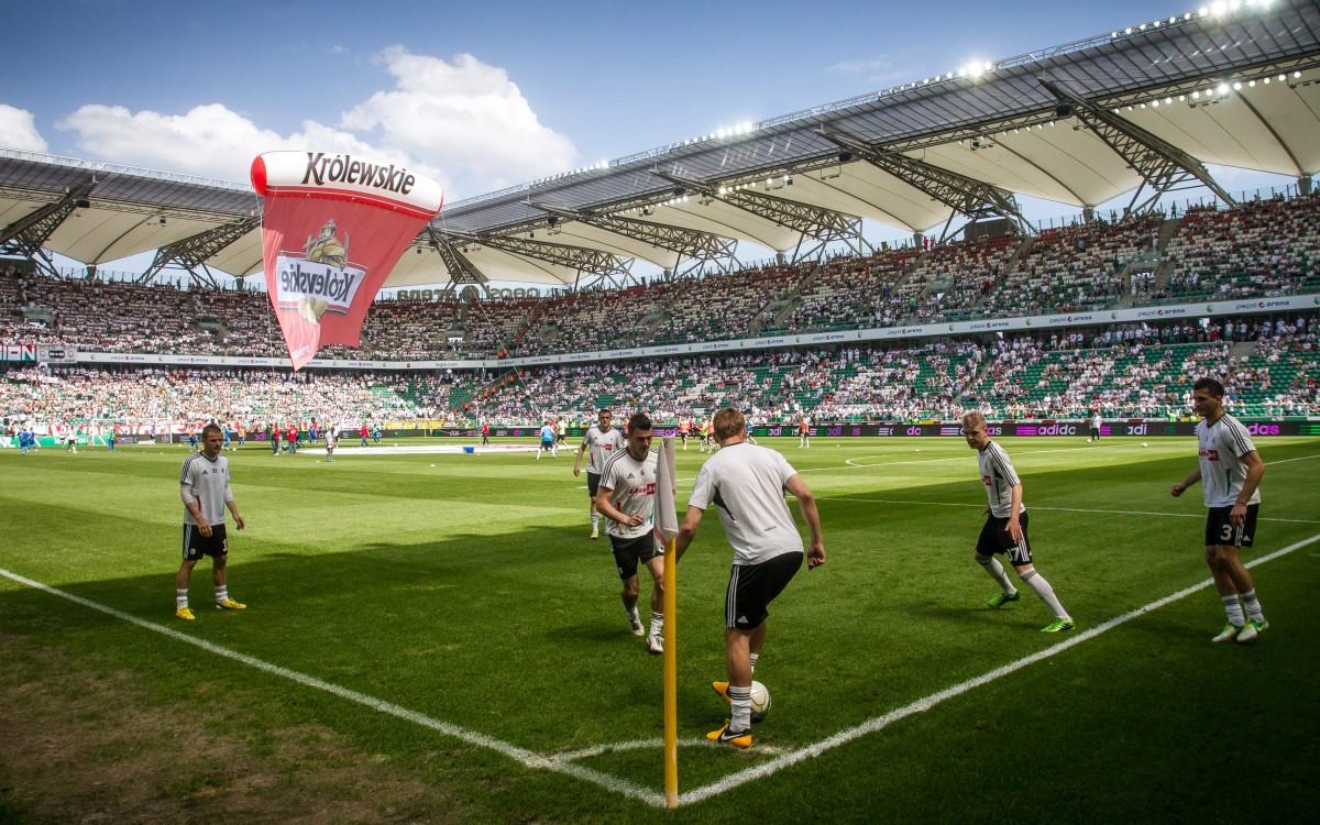 Przed sezonem – Legia Warszawa