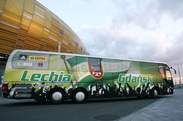 Mapka Ekstraklasy 2014/15