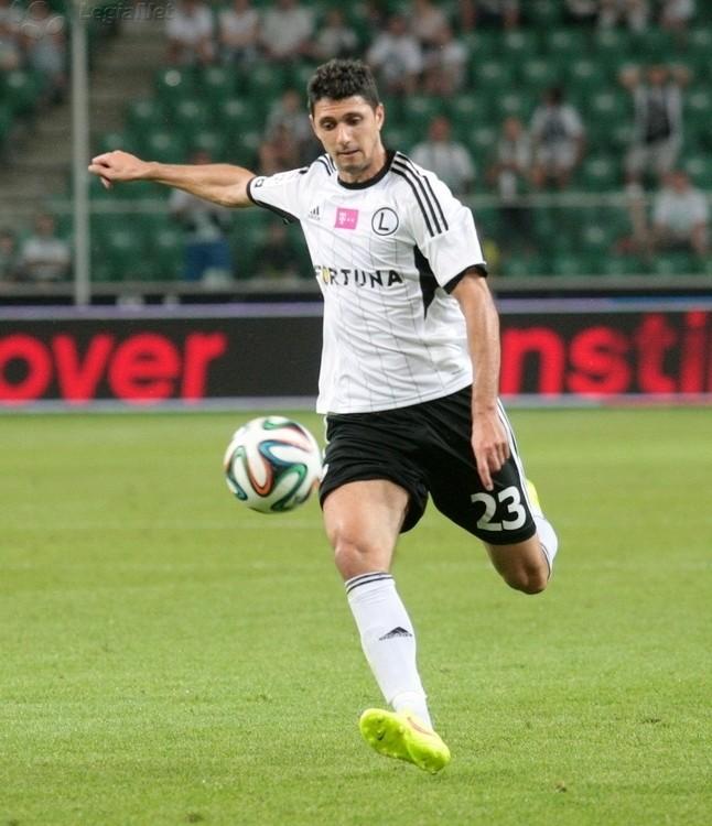 Statystyki Helio Pinto w meczu przeciwko GKS Bełchatów (1. kolejka)