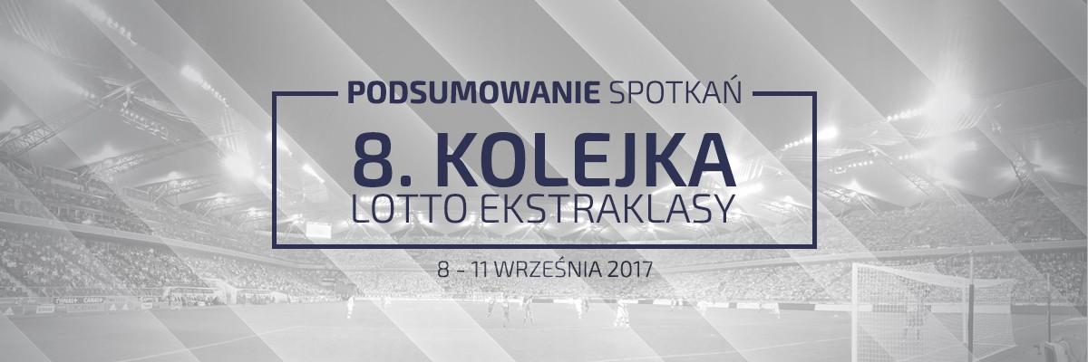8. kolejka 2017/18 – podsumowanie spotkań