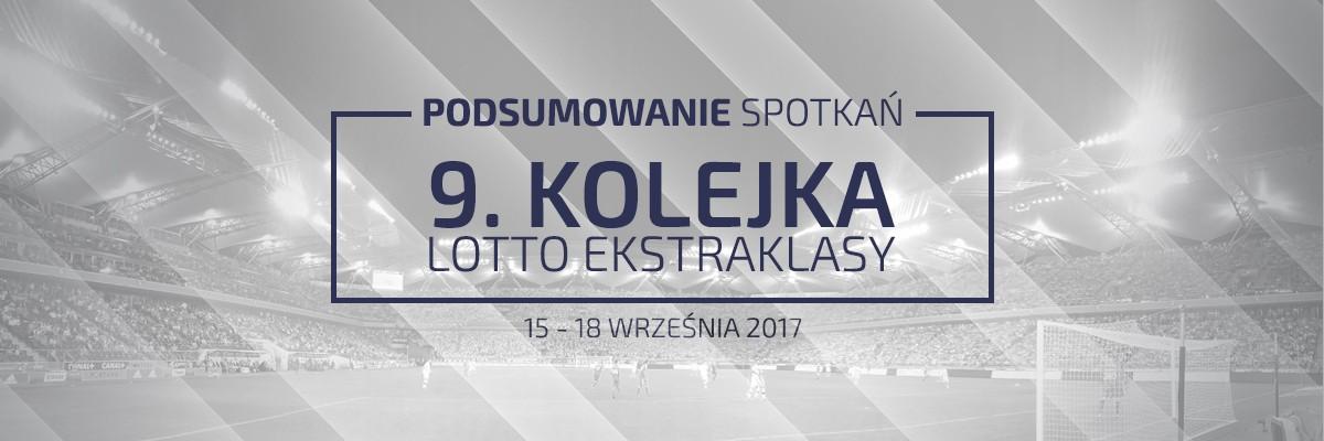 9. kolejka 2017/18 – podsumowanie spotkań