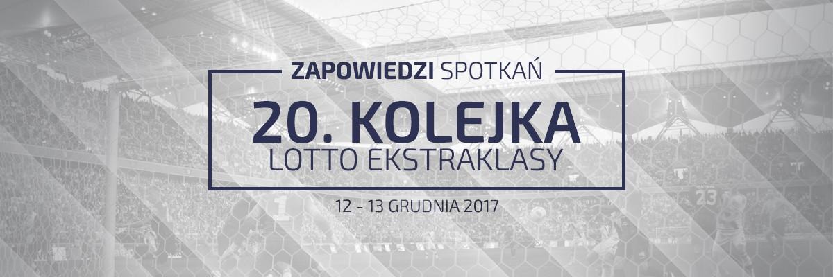 Zapowiedzi 20. kolejki sezonu 2017/18