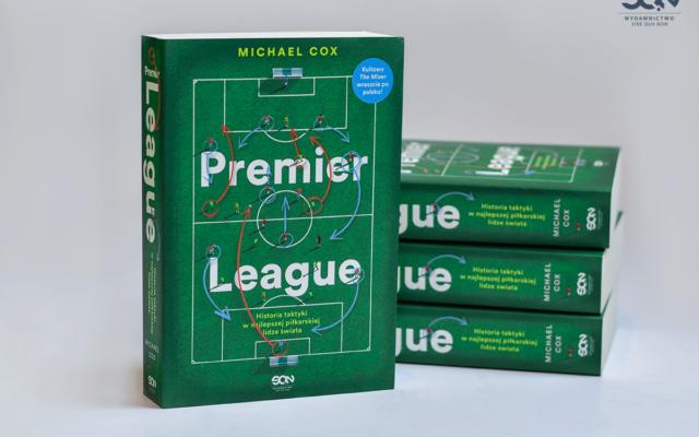 Fascynująca podróż przez angielskie stadiony – premiera książki Coxa