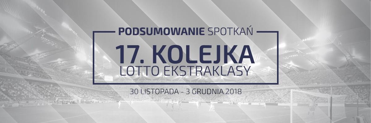 17. kolejka 2018/19 – podsumowanie spotkań