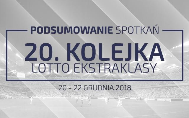 20. kolejka 2018/19 – podsumowanie spotkań