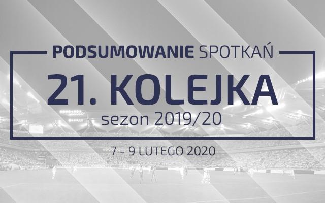 21. kolejka 2019/20 – podsumowanie spotkań