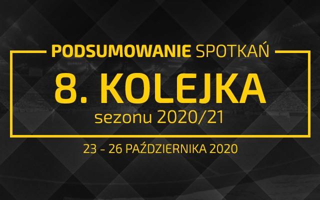 8. kolejka 2020/21 – podsumowanie spotkań