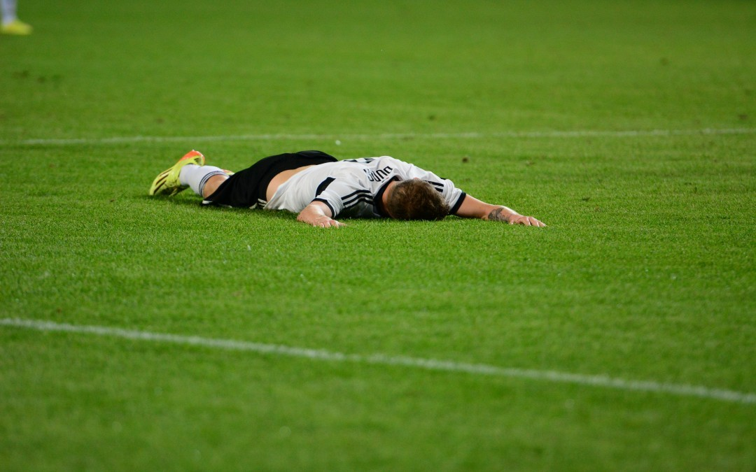 Warszawska Legia mocno śpi