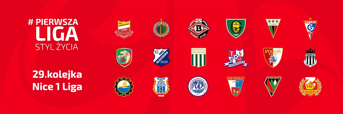 Zapowiedź 29. kolejki Nice 1 Liga – sezon 2016/17