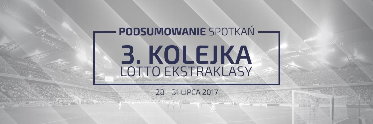 3. kolejka 2017/18 – podsumowanie spotkań
