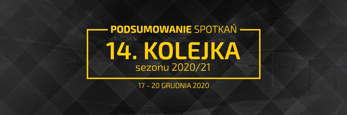 14. kolejka 2020/21 – podsumowanie spotkań