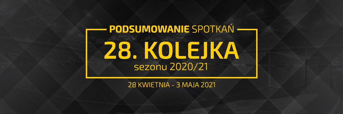 28. kolejka 2020/21 – podsumowanie spotkań
