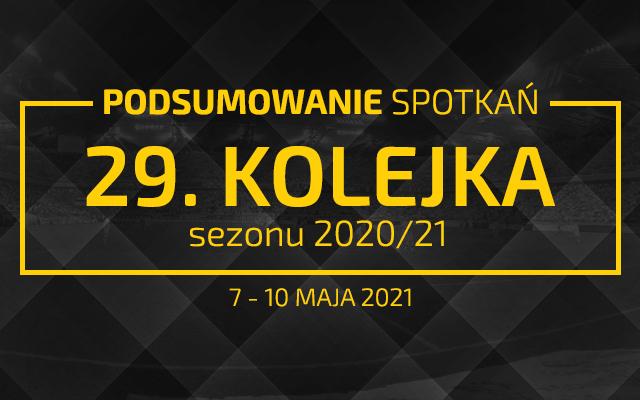 29. kolejka 2020/21 – podsumowanie spotkań