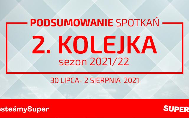 2. kolejka 2021/22 – podsumowanie spotkań