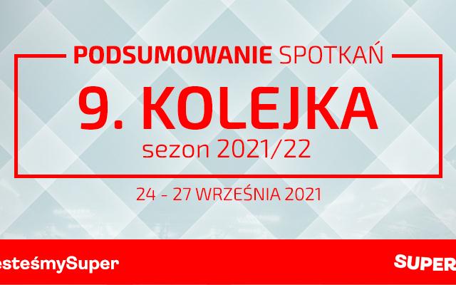 9. kolejka 2021/22 – podsumowanie spotkań