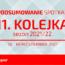 11. kolejka 2021/22 – podsumowanie spotkań