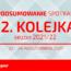 12. kolejka 2021/22 – podsumowanie spotkań
